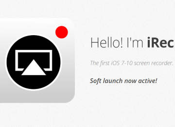 iOS7~iOS10免越獄也能裝新一代iOS螢幕錄影工具「iRec」