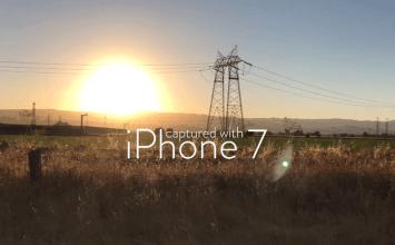 開創無盡電影拍攝空間!首支Apple最新電影級專業4K攝影機iPhone 7作品誕生