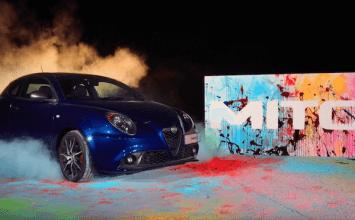 Alfa Romeo Mito 汽車廣告由 iPhone 7 Plus 負責拍攝