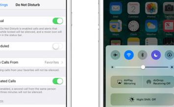 [iOS10教學] 勿擾模式中也能設定例外緊急來電聯絡人