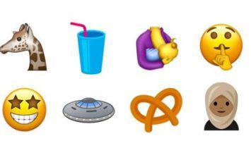 iOS 11將會加入Unicode聯盟公開51個新Emoji表情符號