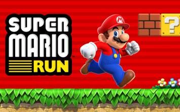 任天堂確定iOS版SuperMario Run將於12/15發行!還會有繁體中文版本