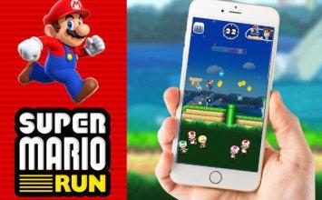 Super Mario Run 遊戲真實操作畫面曝光!還有遊戲操作方式整理
