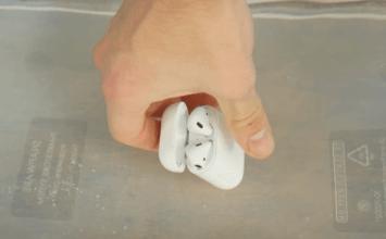 蘋果AirPods在耐摔、耐洗與防水效果測試上超出預期
