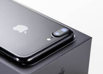 iPhone 7 Plus開啟相機造成黑畫面!蘋果免費提供更換