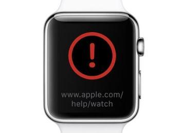 蘋果推出watchOS 3.1.1出包!導致Apple Watch Series 2升級後死機變磚