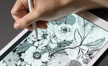 傳 Apple Pencil 二代將可能在今年推出或支援更多APP