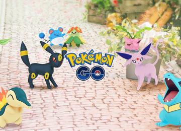 《Pokemon GO》寶可夢第二代改版更新內容整總理
