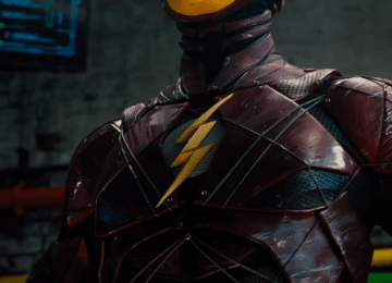 《正義聯盟》搶先釋出五支前導片:閃電俠、水行俠、蝙蝠俠、鋼骨、神力女超人