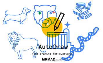 AutoDraw:Google人工智慧讓不會繪圖菜鳥,也能一秒變繪畫設計師