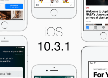 iOS 10.3.1 正式版緊急推出!修正Wi-Fi晶片漏洞