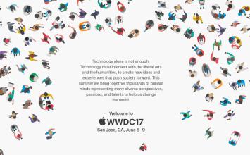 蘋果向媒體發出WWDC17邀請!最新iOS 11與macOS 10.13即將登場