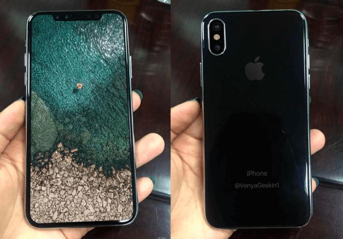 首支 iPhone 8 工程模型機上手影片曝光