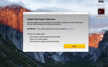 Windows惡意軟體Snake已經被移植到Mac上,並偽裝成Adobe Flash安裝檔