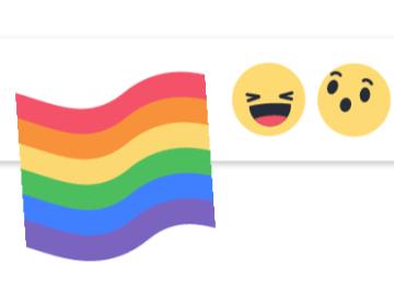 啟動Facebook臉書最新隱藏版「彩虹驕傲」表情符號教學
