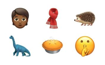 iOS 11.1 Beta2 加入 100 個新 emoji 表情符號