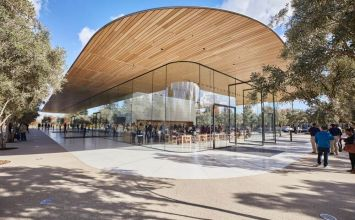 Apple Park 訪客中心正式開放參觀!超酷 AR 3D導覽功能