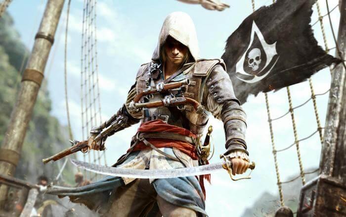 Ubisoft《刺客教條4:黑旗》限時免費開始!