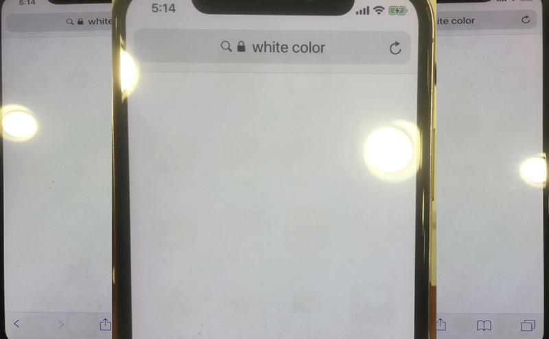拆穿台灣網友的「iPhone X才用4個月就烙印」造假謊言事件