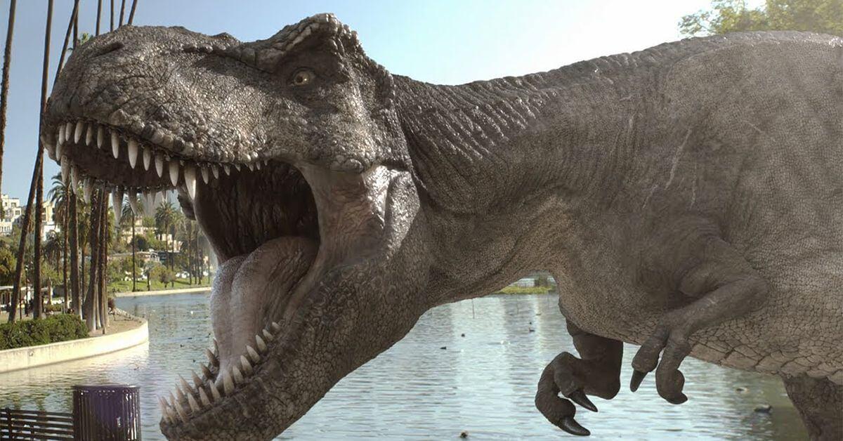 抓寶可夢沒看頭了!《侏羅紀世界 Alive》讓你也能透過AR來抓恐龍