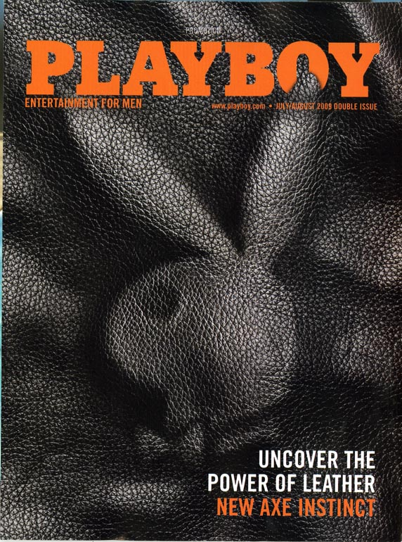 playboy cover mount
