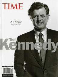 Time - A Tribute to Ted Kennedy - special