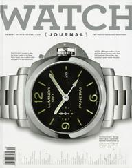 Watch Journal - 6x