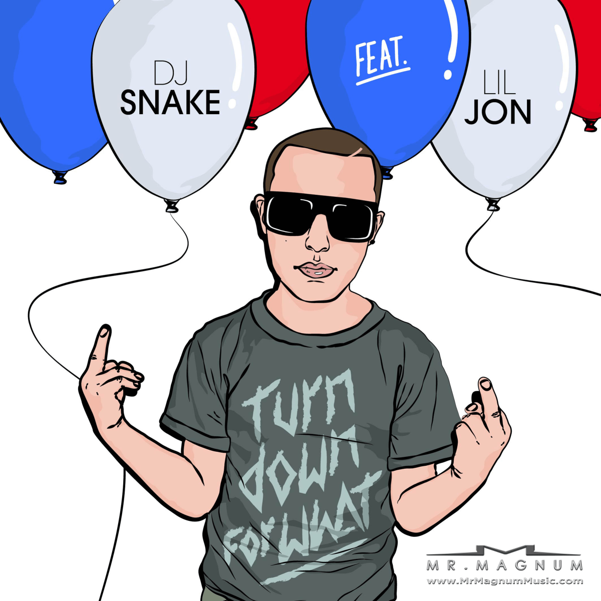 DJ Snake ft Lil Jon - Turn Down For What (Official Video)