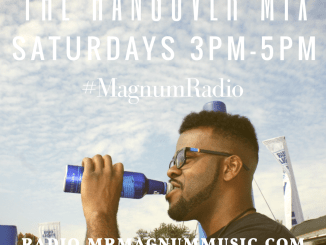 The Hangover Mix on Koffee Radio featuring Gainesville's #1 DJ, Mr. Magnum