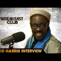 Wood Harris Interview With The Breakfast Club