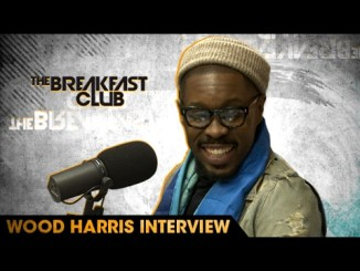 Wood Harris Talks Kevin Durant, Unscripted Moments In 'Paid In Full', Working With 2Pac & More - YouTube