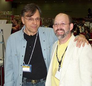 Howard Chaykin, Bob Andelman, MegaCon, Orlando 2006