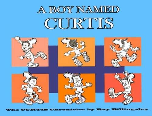 A Boy Named Curtis, cartoonist, Ray Billingsley, Mr. Media Interviews
