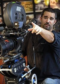 Film producer, director Alex Ferrari