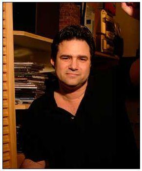 John Amato, founder, CrooksAndLiars.com, Mr. Media Interviews