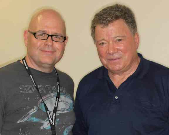 Scott Woelfel, William Shatner