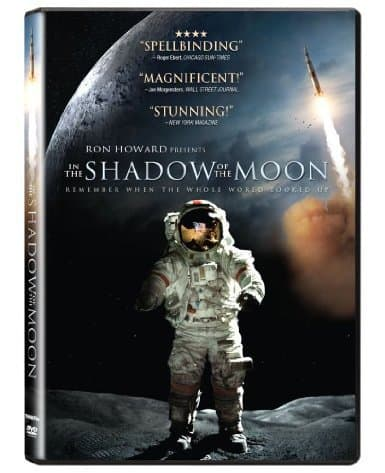In the Shadow of the Moon directed by David Sington, Mr. Media Interviews