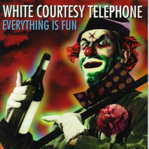 White Courtesy Telephone featuring Rob Tannenbaum, Mr. Media Interviews