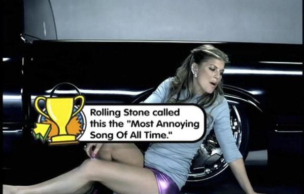 VH1, Pop-Up Video, Fergie music video, Mr. Media Interviews