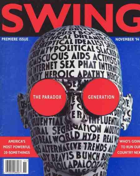 Swing Magazine, David Lauren, Mr. Media Interviews