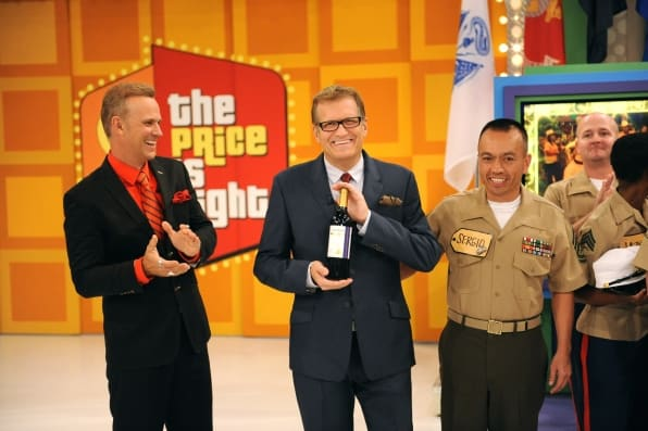 George Gray and Drew Carey, The Price is Right, Mr. Media Interviews