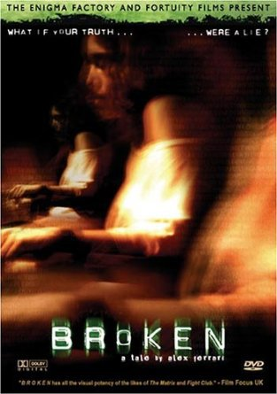 Broken by Alex Ferrari, Mr. Media Interviews