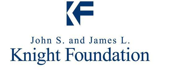 John S. and James L. Knight Foundation, Mr. Media Interviews