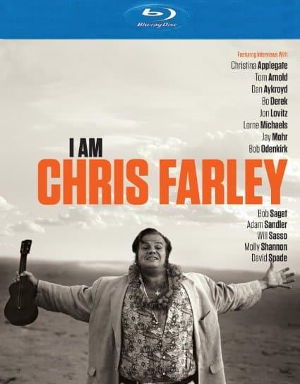 I Am Chris Farley, documentary film, Mr. Media Interviews