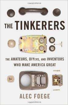The Tinkerers by Alec Foege, Mr. Media Interviews