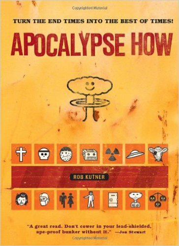 Apocalypse How by Rob Kutner, Mr. Media Interviews
