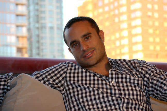 Joe Ariel, founder, Eats.com, Mr. Media Interviews