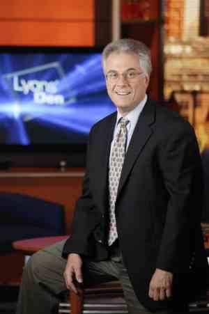 Jeffrey Lyons, co-host, Lyons & Bailes, Mr. Media Interviews