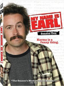 My Name is Earl Season One starring Jason Lee and Ethan Suplee, Mr. Media Interviews