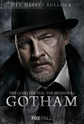 Actor Donal Logue as Harvey Bullock on Gotham, Mr. Media Interviews